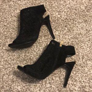 Jessica Simpson Lace Heels